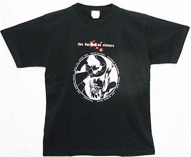 【中古】Tシャツ(キャラクター) 劇場版 空の境界 Tシャツ(ブラック/メンズLサイズ)