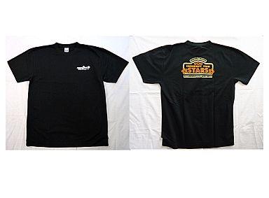 【中古】Tシャツ(キャラクター) Tシャツ ブラック Lサイズ 「サクラ大戦 紐育星組ライブ2011?星を継ぐもの?」