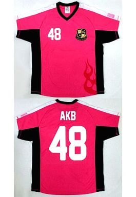【中古】Tシャツ(女性アイドル) AKB48 サポーターシャツ ピンク Lサイズ 「AKB48スーパーフェスティバル ?日産スタジアム、小(ち)っちぇっ!小(ち)っちゃくないし!!?」