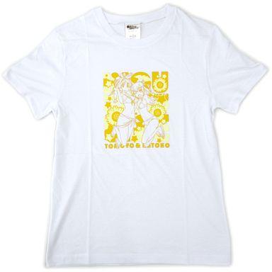 【中古】Tシャツ(キャラクター) Tシャツ 男女フリーサイズ 「みんなのくじ 異能バトルは日常系の中で」 ラストゲット賞