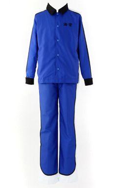 【中古】コスプレ衣装・グッズ(キャラクター) 海常高校ウインドブレーカー ブルー Mサイズ 「黒子のバスケ」