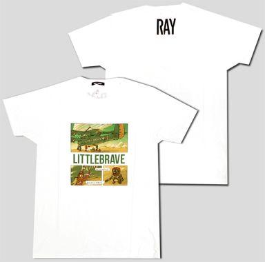 BUMP OF CHICKEN LITTLE BRAVE Tシャツ ホワイト Sサイズ 「BUMP OF CHICKEN TOUR WILLPOLIS 2014」