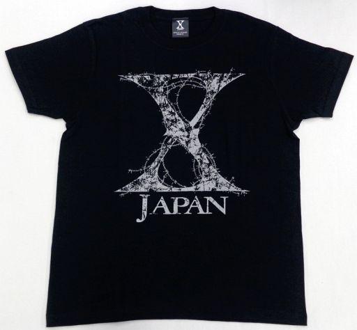X JAPAN Tシャツ ブラック 「X J...