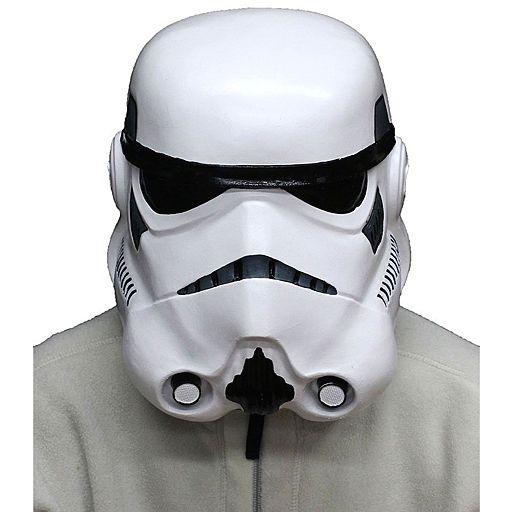 【中古】コスプレ衣装・グッズ(男性アイドル) ストームトルーパー なりきりマスク 「スター・ウォーズ」