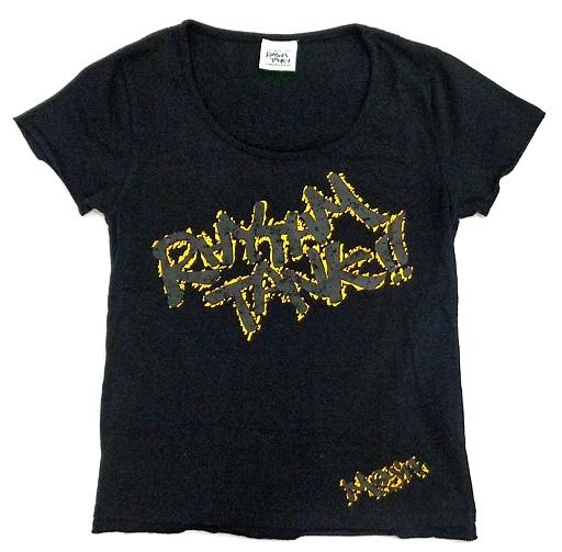 May'n 半そでTシャツ ブラック 「May'n Special Concert 2011 『RHYTHM TANK!!』」