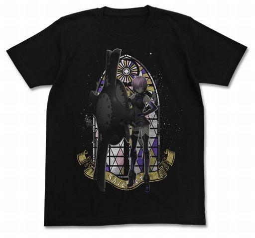【中古】Tシャツ(キャラクター) シールダー/マシュ・キリエライト Tシャツ ブラック Lサイズ 「Fate/Grand Order」