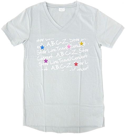 A.B.C-Z Tシャツ グレー 「A.B.C...