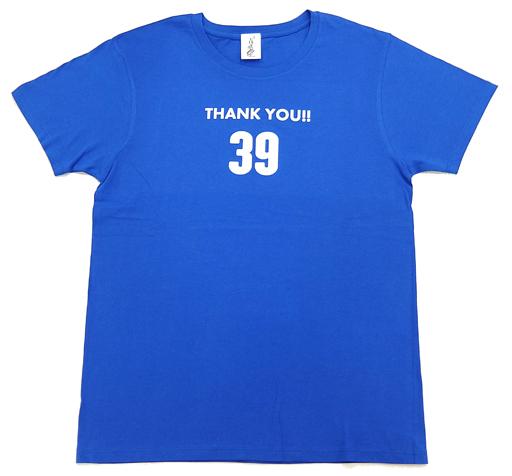 【中古】Tシャツ(男性アイドル) カンパニーTシャツ ロイヤルブルー Mサイズ 「舞台 『青の祓魔師』 京都紅蓮篇」