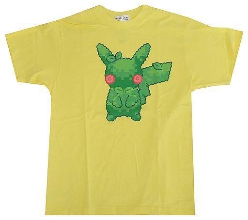 【中古】Tシャツ(キャラクター) ピカチュウ Tシャツ ?これからもいっしょ? イエロー 130cm 「ポケットモンスター」 ポケモンセンター限定