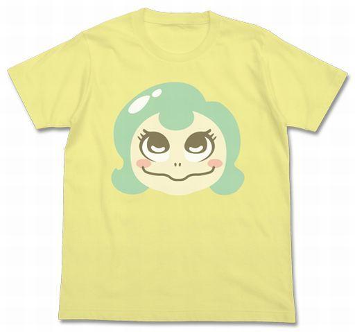 【中古】Tシャツ(キャラクター) ルーのキッズTシャツ ライトイエロー 150cm 「夜明け告げるルーのうた」