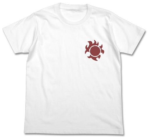 ジンベエ 魚人空手Tシャツ ホワイト Lサイズ 「ワンピース」