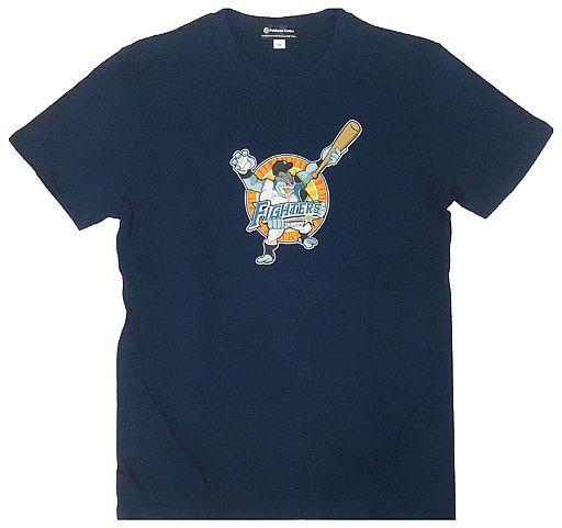 【中古】Tシャツ(キャラクター) B.ファイターズ×カイリキー Tシャツ ネイビー Mサイズ 「北海道日本ハムファイターズ×ポケットモンスター」 ポケモンセンター限定