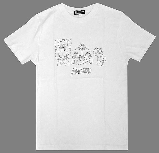 【中古】Tシャツ(キャラクター) C.ファイターズ×カイリキー Tシャツ ホワイト 130cm 「北海道日本ハムファイターズ×ポケットモンスター」 ポケモンセンター限定