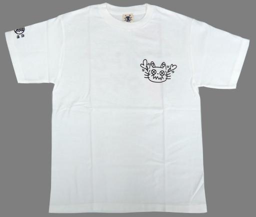 【中古】Tシャツ(女性アイドル) 松井玲奈 豊天商店×SKE48オリジナル言魂半袖Tシャツ 第2弾 ホワイト Mサイズ