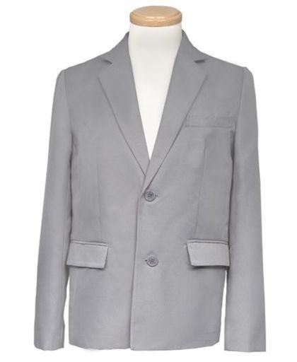 スワローテイル 新品 コスプレ衣装・グッズ(キャラクター) テーラードジャケット グレー LLサイズ [4000-1-gy]