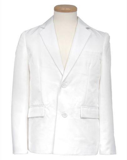 スワローテイル 新品 コスプレ衣装・グッズ(キャラクター) テーラードジャケット ホワイト Sサイズ [4000-1-wh]