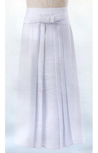 【新品】衣類その他(キャラクター) ノンキャラオリジナル 袴 ホワイト XLサイズ