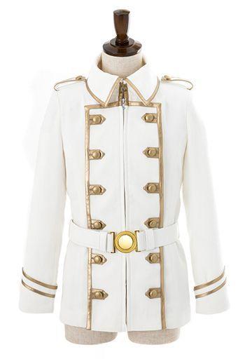 カウレス・フォルヴェッジ・ユグドミレニアのジャケット ホワイト Mサイズ 「Fate/Apocrypha」