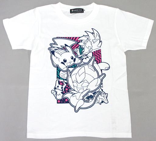 【中古】Tシャツ(キャラクター) ベベノムフレンズ Tシャツ ホワイト 130cm 「ポケットモンスター」 ポケモンセンター限定