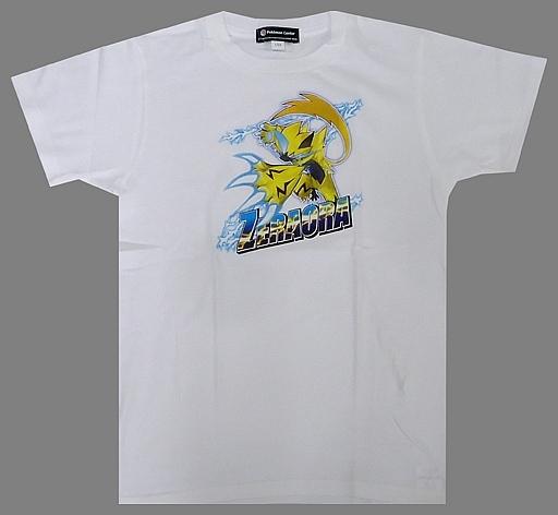 【中古】Tシャツ(キャラクター) ゼラオラ Tシャツ ホワイト KIDSサイズ(150cm) 「劇場版 ポケットモンスター みんなの物語」 ポケモンセンター限定