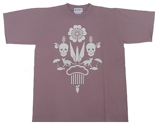 【中古】Tシャツ(女性アイドル) 東京事変 予感Tシャツ 浅紫色 YouthLサイズ 2004年夏グッズ