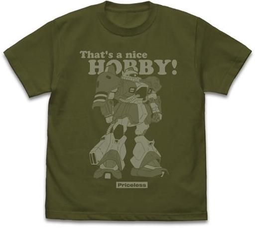 コスパ 新品 衣類 ホビー・ハイザック Tシャツ モス Lサイズ 「機動戦士ガンダム 逆襲のシャア」