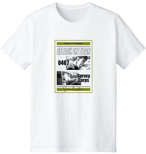 ジャン・キルシュタイン Tシャツ vol.2 ホワイト メンズ Lサイズ 「進撃の巨人」