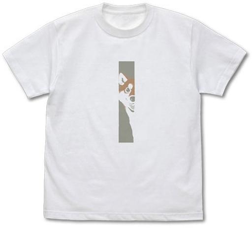 コスパ 新品 衣類 ハルさんチラリ Tシャツ ホワイト Lサイズ 「世界の終わりに柴犬と」