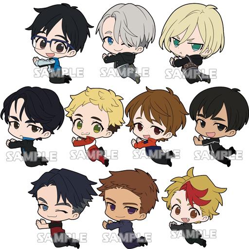 【ボックス】ユーリ!!! on ICE ラバQ