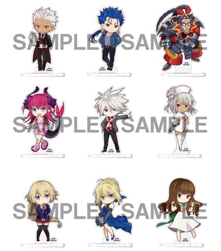 【予約】【ボックス】小物(キャラクター) 【ボックス】Fate/EXTELLA アクリルスタンドコレクション 第2弾
