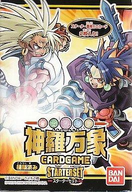 【新品】トレカ 神羅万象カードゲーム スターターセット