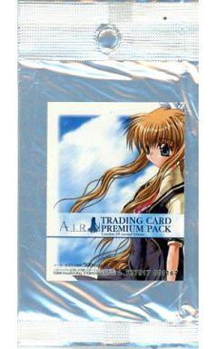 AIR TRADING CARD PREMIUM PACK Comiket59 Limited Edition