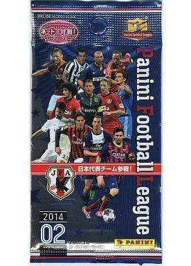 【 パック 】PANINI FOOTBALL LEAGUE 2014-02 [PFL06]