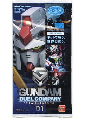 【 パック 】GUNDAM:DUEL COMPANY01 [GN-DC01]