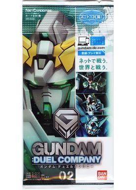 【 パック 】GUNDAM:DUEL COMPANY02[GN-DC02]