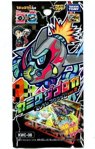 【中古】トレカ カミワザ・ワンダ KWC-08 カミワザプロカ vol.2 キレキレプログラム