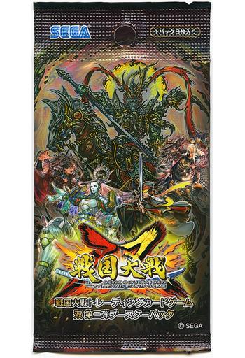 セガ 新品 トレカ 戦国大戦トレーディングカードゲーム 双 第二弾ブースターパック