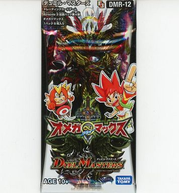 Duel Masters Trading Card GameTCG Episode 3 Expansion Pack 4th Omega ∞ Max [DMR - 12]