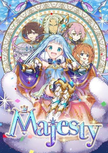 【BOX】白猫プロジェクト トレーディングカードゲーム ブースターパック第11弾 Majesty