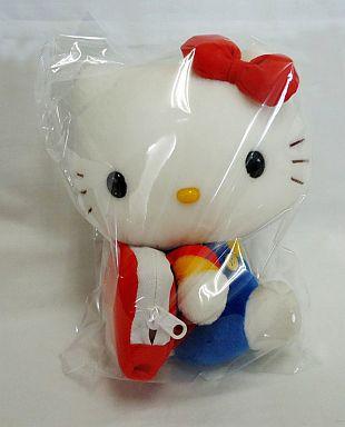 【中古】ぬいぐるみ キティ NTTぬいぐるみ電報 「ハローキティ」