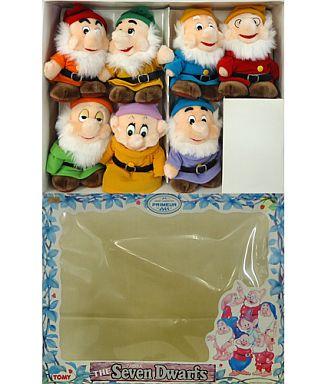 【中古】ぬいぐるみ 7人のこびと プリムール(ぬいぐるみ) 「白雪姫」