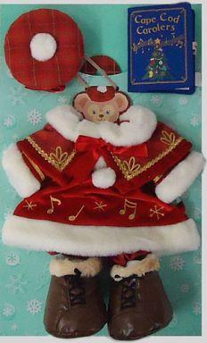 【中古】ぬいぐるみ シェリーメイ ダッフィーのクリスマス2012(ぬいぐるみ用衣装) 「ディズニーベア」 東京ディズニーシー限定