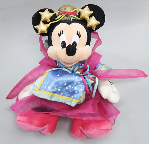 【中古】ぬいぐるみ ミニーマウス(七夕・2005) ぬいぐるみ 「ディズニー」 東京ディズニーランド限定