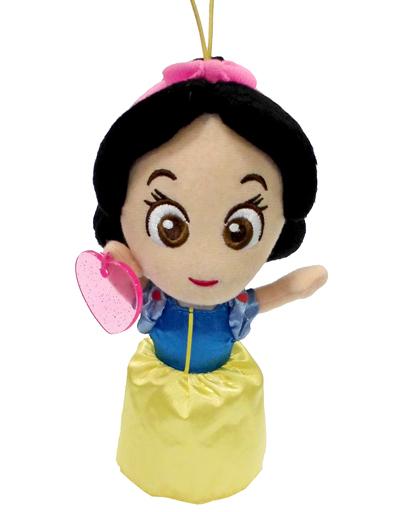 【中古】ぬいぐるみ 白雪姫 ハートチャームぬいぐるみ 「ディズニープリンセス」