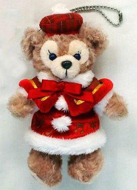 【中古】ぬいぐるみ シェリーメイ ぬいぐるみバッジ 「クリスマス・ウィッシュ2012」 東京ディズニーシー限定