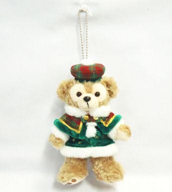 【中古】ぬいぐるみ ダッフィー ぬいぐるみバッジ 「クリスマス・ウィッシュ2012」 東京ディズニーシー限定