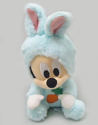 【中古】ぬいぐるみ ミッキーマウス(ウサギモチーフ) ぬいぐるみ 「ディズニー・イースター2015」 東京ディズニーリゾート限定