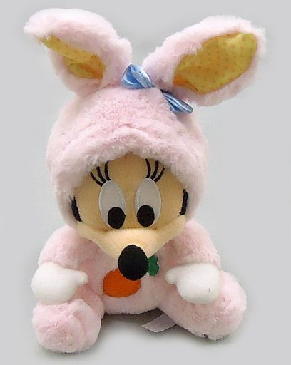【中古】ぬいぐるみ ミニーマウス(ウサギモチーフ) ぬいぐるみ 「ディズニー・イースター2015」 東京ディズニーリゾート限定