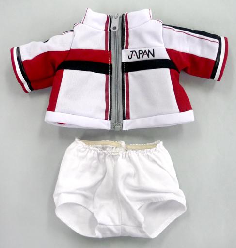 【中古】ぬいぐるみ 日本代表ジャージ トビネコ お着替え衣装 「新テニスの王子様」