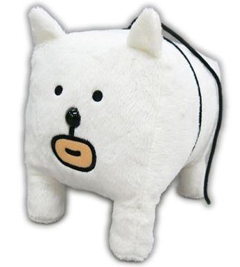 【中古】ぬいぐるみ もっちー ぬいぐるみ(S) 「かっこいい犬。」